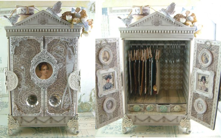 Artfully Musing: ATC Storage and Display