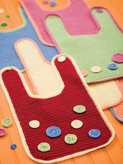 So-Simple Baby Bibs by Bobbi Anderson From Crochet Today!: