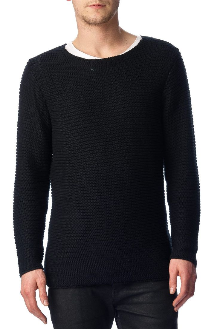 NEUW - Johnny Knit Black Rope