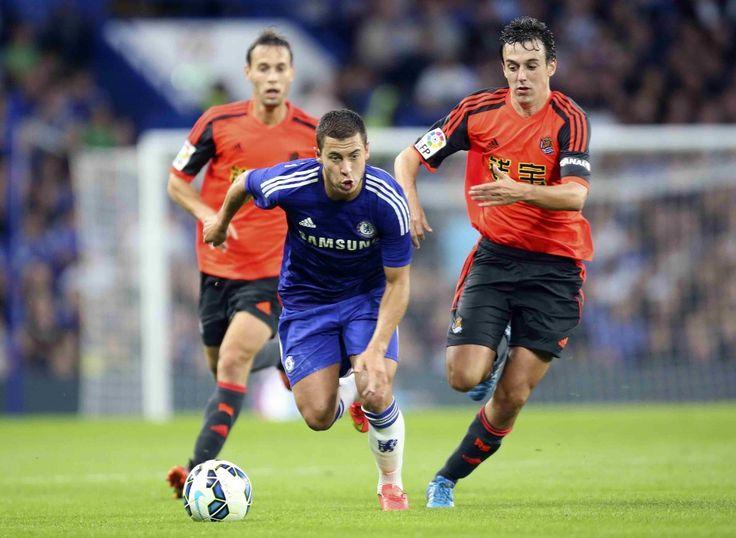 Chelsea FC Transfer News: Real Madrid Will Chase Eden Hazard If Cristiano Ronaldo Moves Back To Man Utd