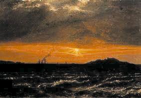 The+art+work+Off+the+Norwegian+coast++Johan+Christian+Clausen+Dahl+