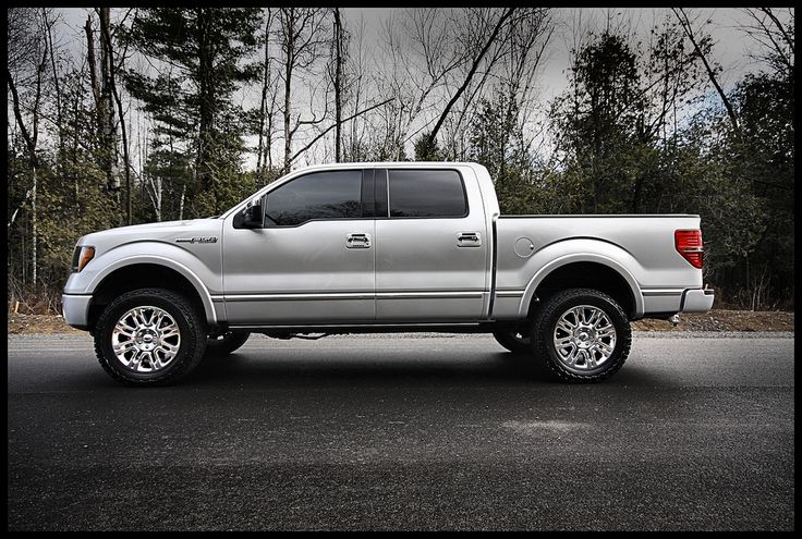 Looking forward to getting my leveling kit and making mine