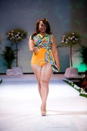Full Figured Fashion Week™ Finale: Eyani Couture - Full Figure Plus