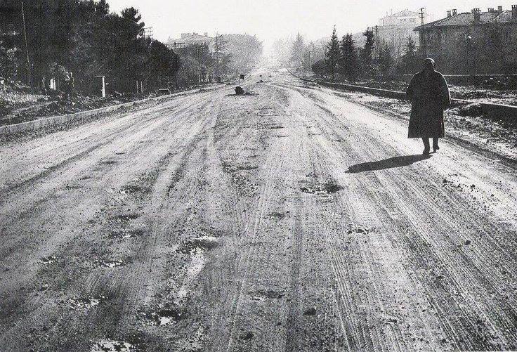 Bağdat Caddesi, 1958