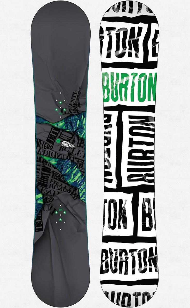 Bullet Snowboard | Burton Snowboards