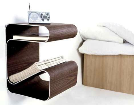 Diseño. Mesa de noche