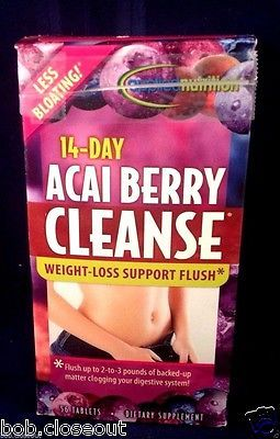 Applied Nutrition 14-Day Acai Berry Cleanse Tablets 56 Tablets - http://health-beauty.goshoppins.com/dietary-supplements-nutrition/applied-nutrition-14-day-acai-berry-cleanse-tablets-56-tablets/