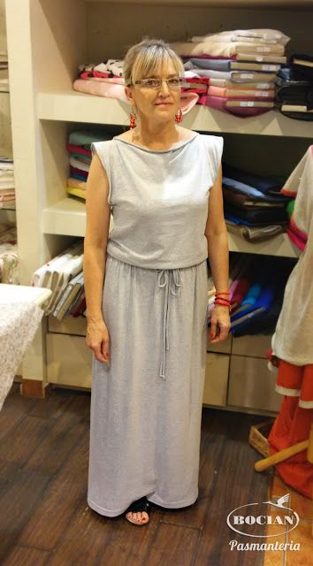 Akademia Rękodzieła BOCIAN: Sukienki na lato (i nie tylko!)