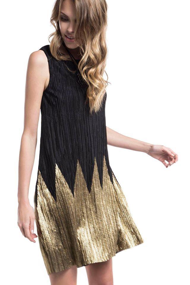 Φόρεμα πλισέ > http://bit.ly/2hccUwt