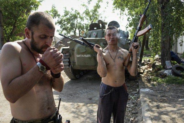 Ukraine pays dévasté ! L'OTAN déplore «les attaques continues» contre l'intégrité de l'Ukraine