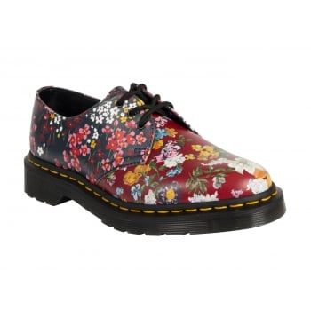 These Modern Classic shoes, with their lovely floral printed upper have never been as popular. They are certainly the shoes a girl needs to be seen out in this Summer. http://www.marshallshoes.co.uk/mens-c1/dr-martens-womens-1461-fc-floral-mix-backhand-lace-up-shoe-22391102-p4483