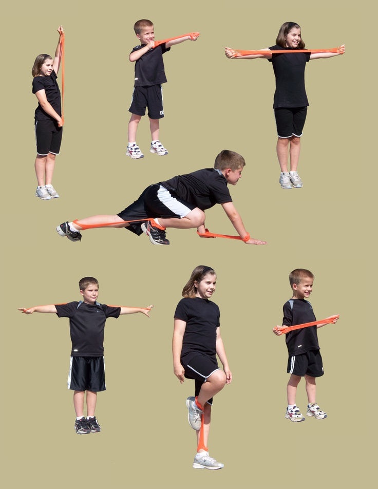 the pediatools r band jr for upper extremity strengthening