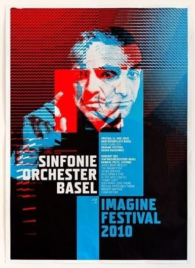 IMAGINE Festival Poster in Poster