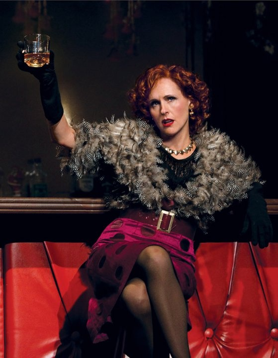 This is a woman with zero inhibitions, she is my hero, my superstar. Forever love for Mrs Molly Shannon! She can do no wrong