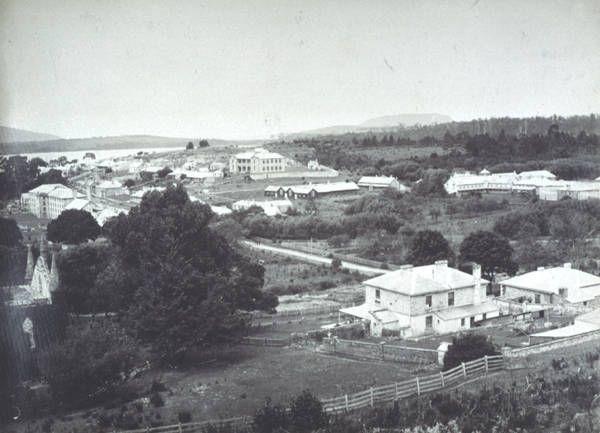 Port Arthur Penal Settlement. Alfred Winter, 'Port Arthur', 1888
