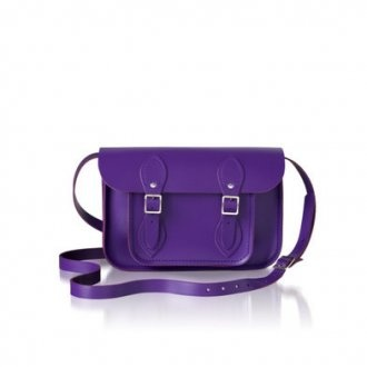 The Classic | The Cambridge Satchel Company - up to £104 without embossing or top handle.