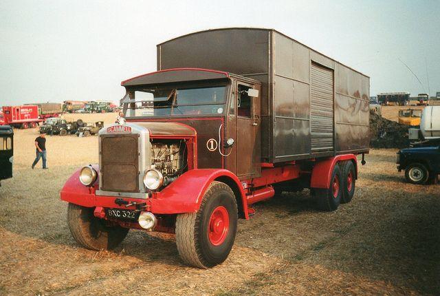 1935 Scammell