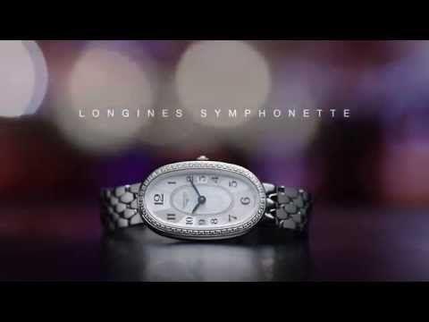 Nueva colección Longines Symphonette | Horas y Minutos