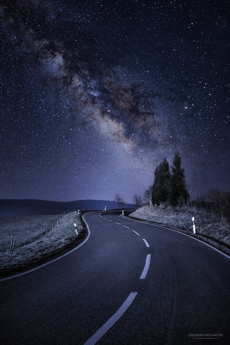 Ethereal landscapes nature photography by donna geissler - Photograph Galactic Road By Johannes Nollmeyer On 500px