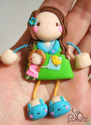 Mundo das Bonecas * Joana da Cunha IDEA