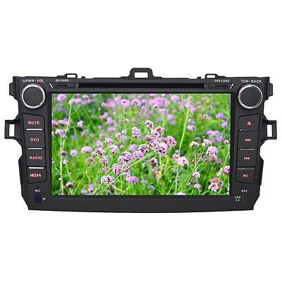 Price - $306.00.ㅤㅤㅤ                2 Din Android 5.1.1 Car DVD Radio Player for Toyota Corolla Car GPS Head Unit