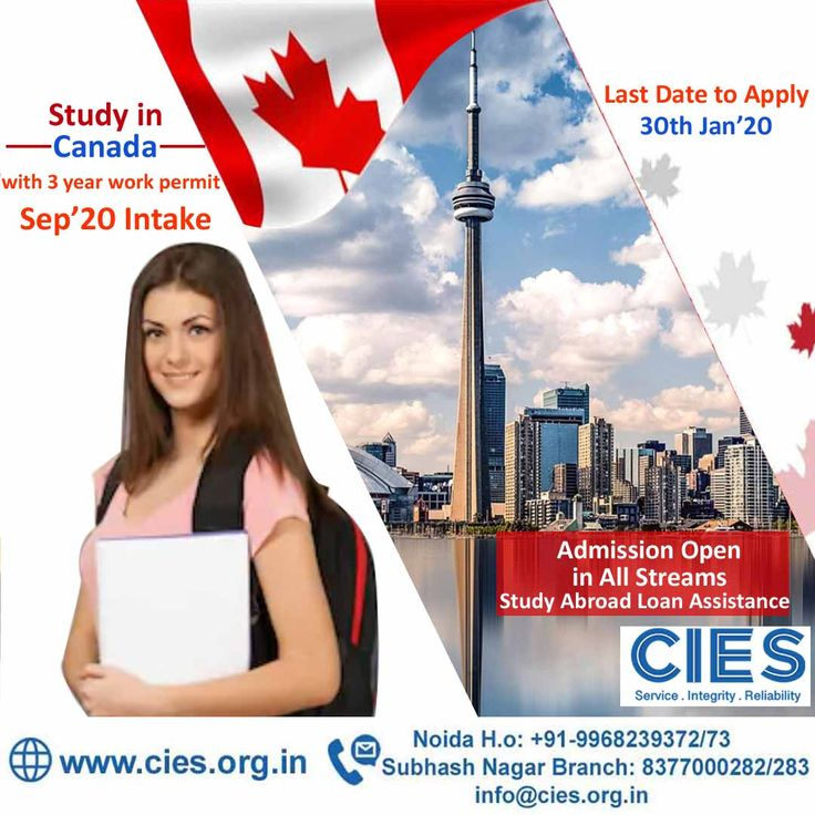 Study in Canada provides high quality of education with