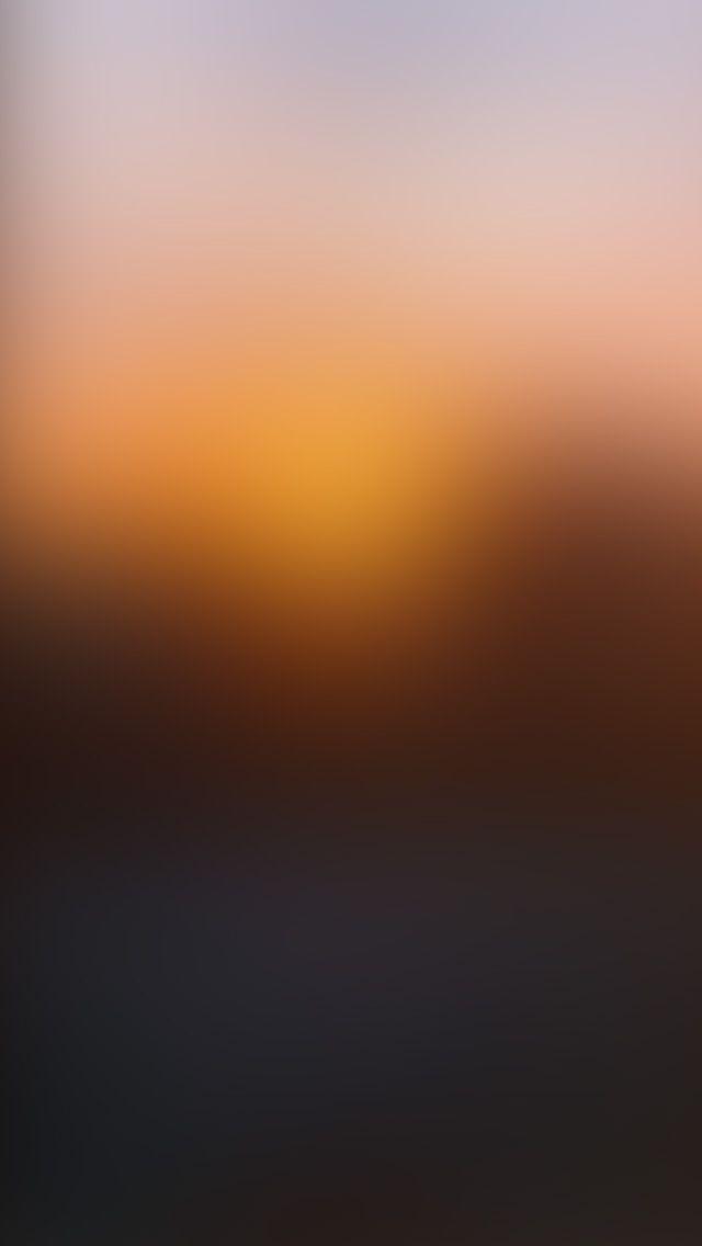 freeios8.com - sj56-sunset-red-orange-gradation-blur - http://bit.ly/2cZiUDA - iPhone, iPad, iOS8, Parallax wallpapers