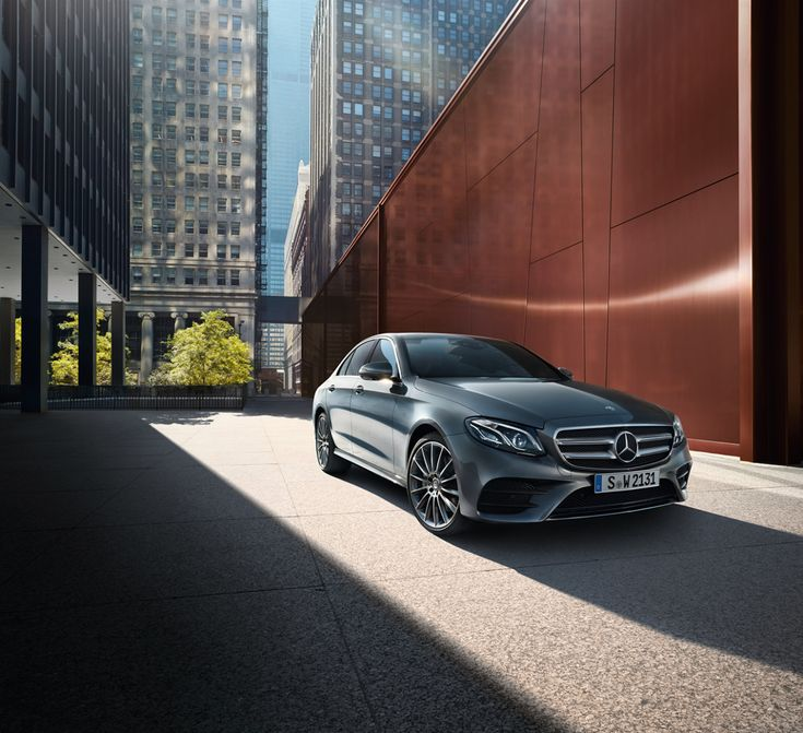 The new Mercedes-Benz E-Class, the tenth-generation of the business saloon, delivers stylish highlights with its distinct, emotive design and high-grade interior.