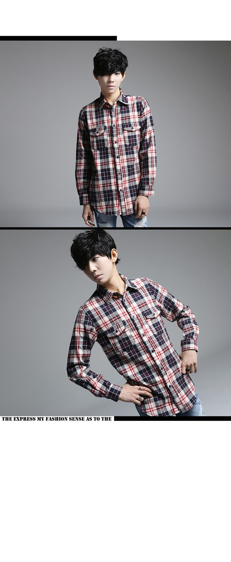 K-POP Men's Fashion Style Store [TOMSYTLE]  Les artists NB / Size : FREE / Price : 61.31 USD #dailylook #dailyfashion #casuallook #tops #shirt #TOMSTYLE #OOTD  http://en.tomstyle.net/
