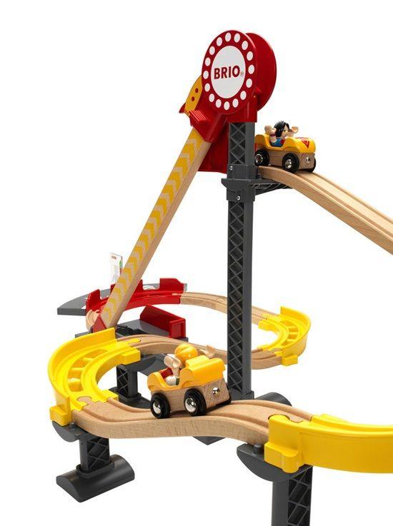 Brio Wooden Railway Roller Coaster