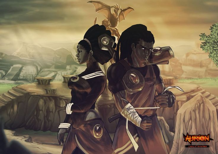 African video game 'Aurion: Legacy of the Kori-Odan' makes global statement