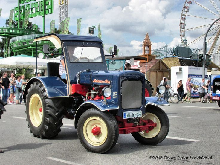 Alle Größen | Traktor Deutz - Wanne-Eickel Cranger Kirmes_9367_2015-08-15 | Flickr - Fotosharing!