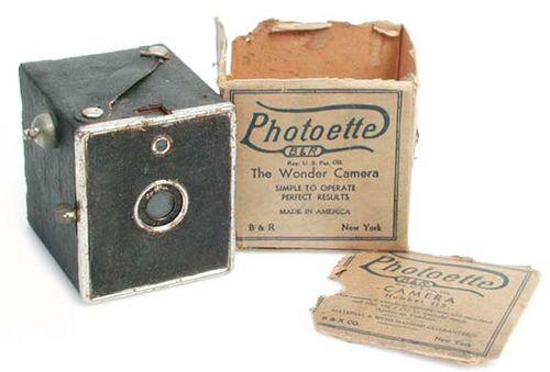 Vintage Miniature Cameras