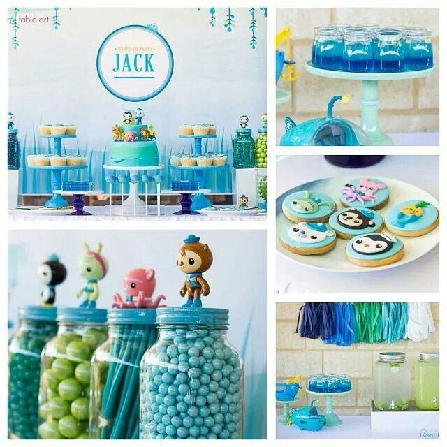 103 best Octonauts Party Ideas images on Pinterest 5th birthday