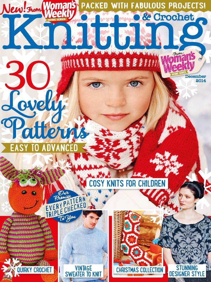Knitting & Crochet December 2014