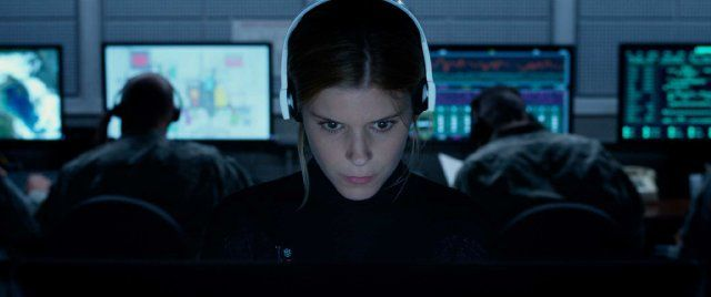 Kate Mara (Invisible Woman) in Fantastic Four (2015)
