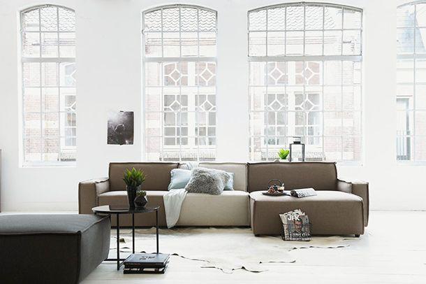 UMIX bank Brooklyn-NY | Leen Bakker | grote keuze uit verschillende elementen | ultieme loungebank