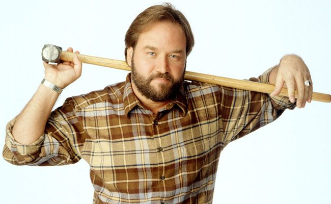 Richard Karn - Al Borland #HomeImprovement #Thenandnow