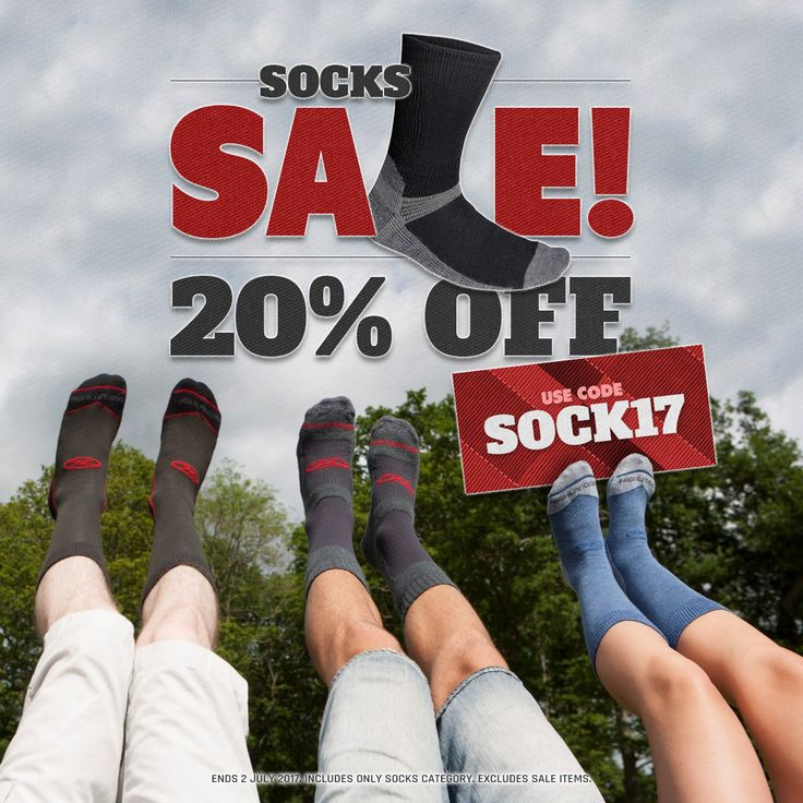 Military 1st Socks Sale is on! Get 20% off all socks with Discount Code SOCK17. Visit our website now - offer ends 3 July 2017, midnight. Excludes sale items. Free UK delivery and returns! Free shipping to the United States and Ireland. Competitive overseas shipping rates.