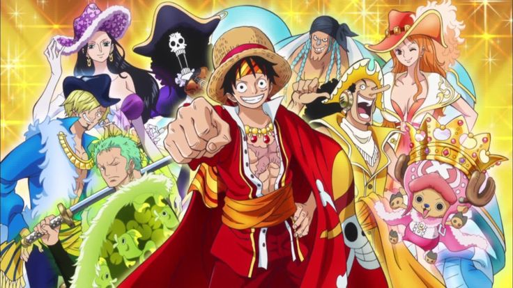 L'anime di One Piece ha compiuto 15 anni. Per commemorare questo anniversario, Avex, la compagnia che ha pubblicato i DVD/Blu-ray - http://c4comic.it/2014/11/20/one-piece-uno-special-pv-per-i-quindici-anni/