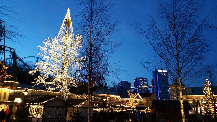 Christmas Liseberg, Göteborg (Gothenburg)