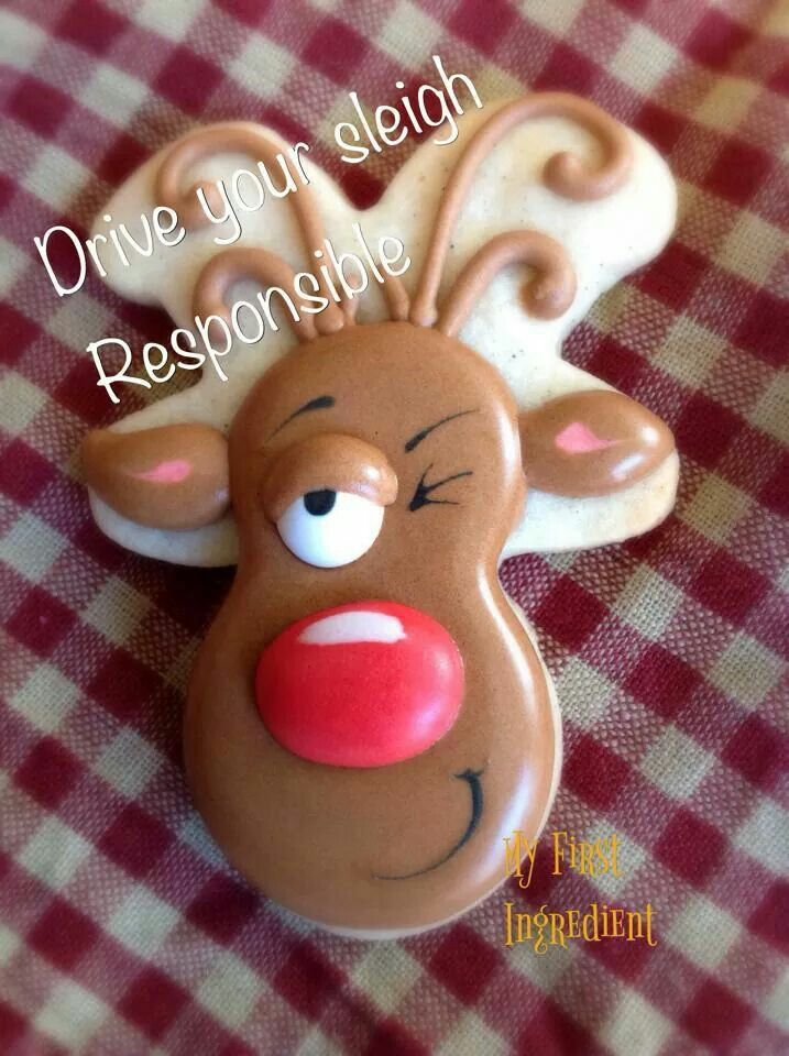 Michelle West-sion, My First Ingredient: Rudolph / Christmas