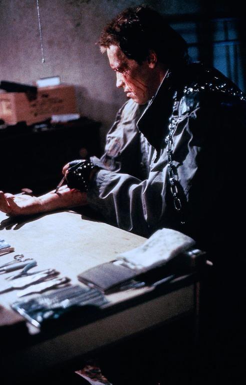 Arnold Schwarzenegger, The Terminator (1984)