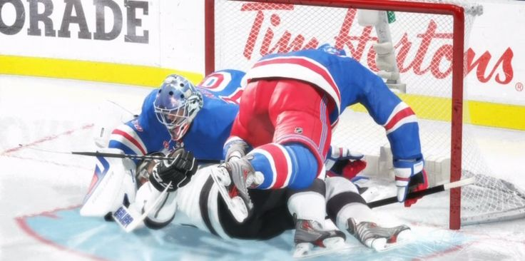 New NHL 15 release date, footage, and pre-order bonuses announced.