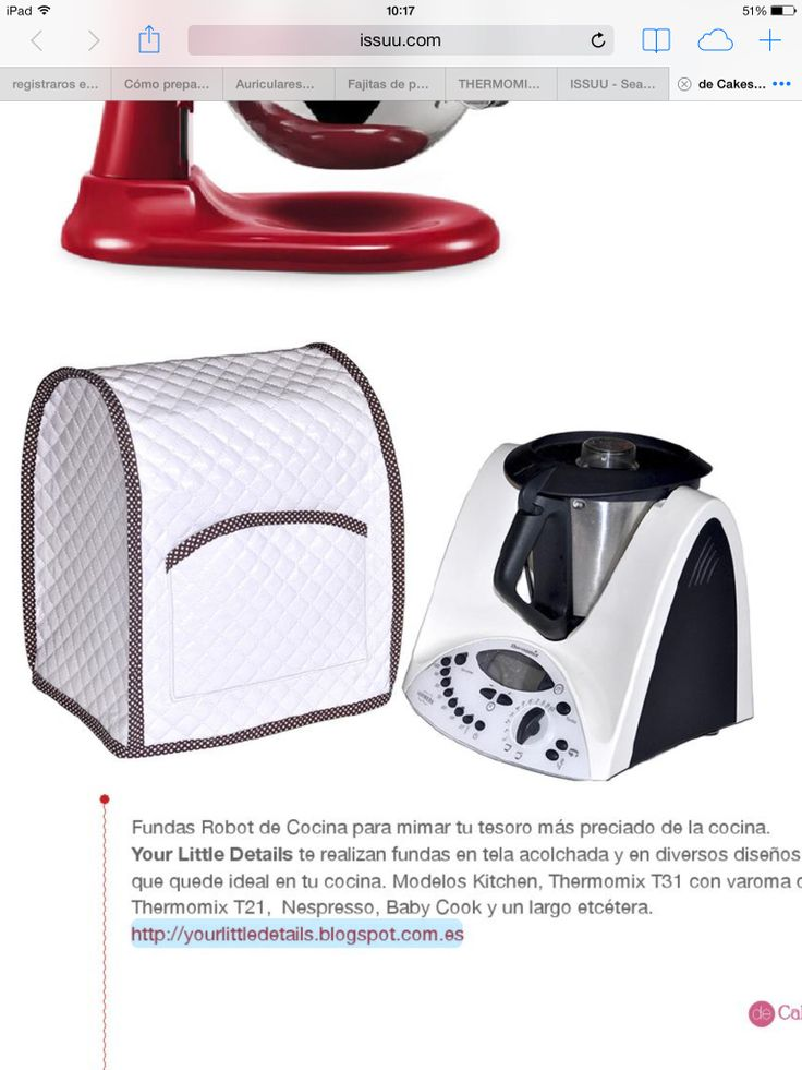54 best images about funda thermomix y otros on pinterest
