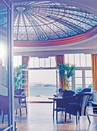 Burgh Island Hotel - Devon