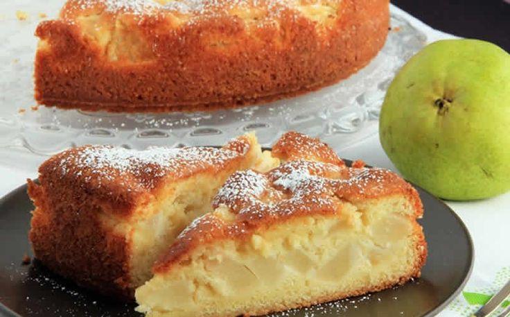 Gâteau fondant aux poires avec thermomix. Voici une délicieuse recette de Gâteau fondant aux poires, facile et simple a réaliser avec le thermomix.