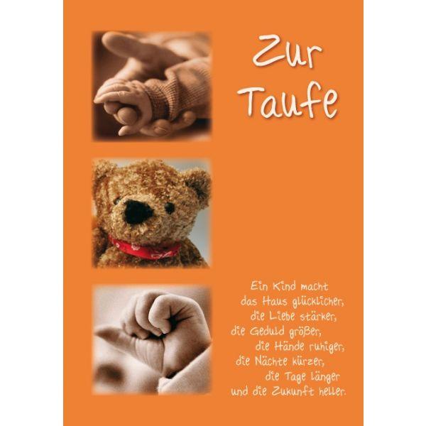Zur Taufe/Bild1