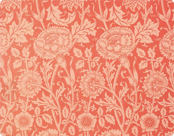 Pink & Rose by William Morris