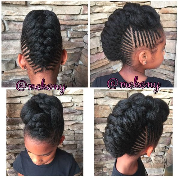 Admirable 1000 Images About About Tha Braids On Pinterest Ghana Braids Hairstyle Inspiration Daily Dogsangcom